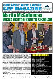 Greater New Lodge Community Magazine June 2014