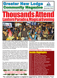 Greater New Lodge Community Magazine December 2014