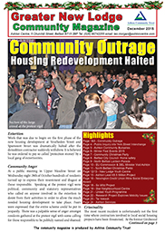 Greater New Lodge Community Magazine December 2015