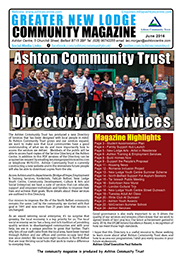 Greater New Lodge Community Magazine June 2016