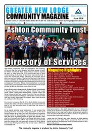 Greater New Lodge Community Magazine June 2016