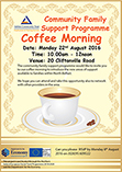 CFSP Coffee Morning A5 Flyer August 2016