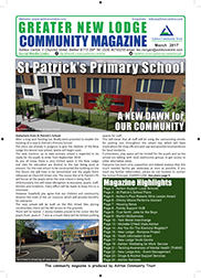 Greater New Lodge Community Magazine - March 2017