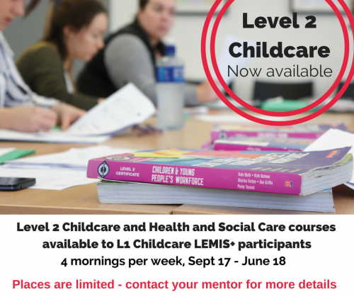 unit 011 childcare level 2 This qualification is most suitable for learners who are in a childcare setting level unit title credits can do y/n 2 2 011: contribute to the.