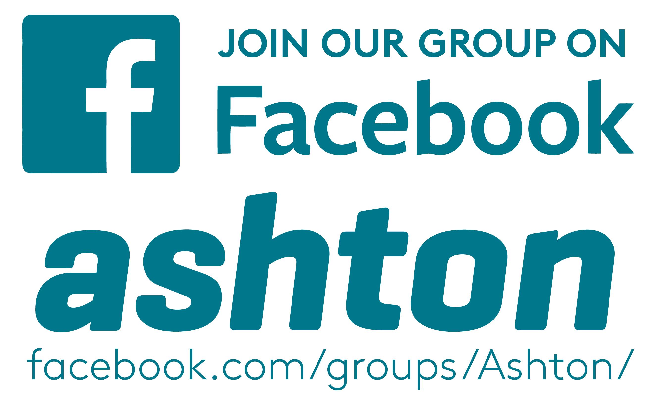 Join Our Facebook Group - Ashton Community Trust