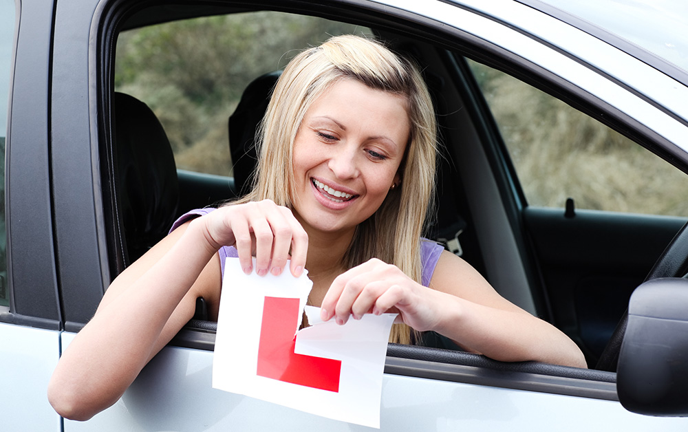 Practical driving lessons with a qualified instructor. Everything you need to help you get ready for your driving test