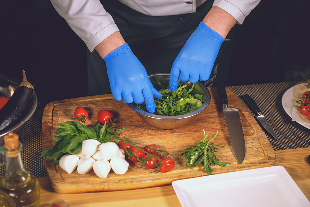 Level One Certificate for Food Hygiene- required by most employers in the food service industry
